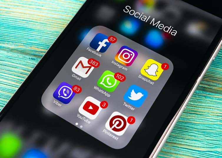 social content for real estate